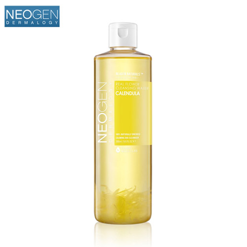 NEOGEN Dermalogy Real Flower Cleansing Water Calendula 300ml, NEOGEN