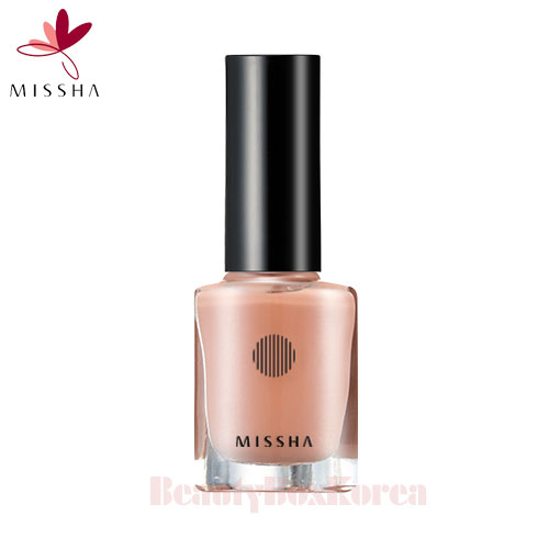 MISSHA Self Nail Salon Color Look 8ml,Beauty Box Korea