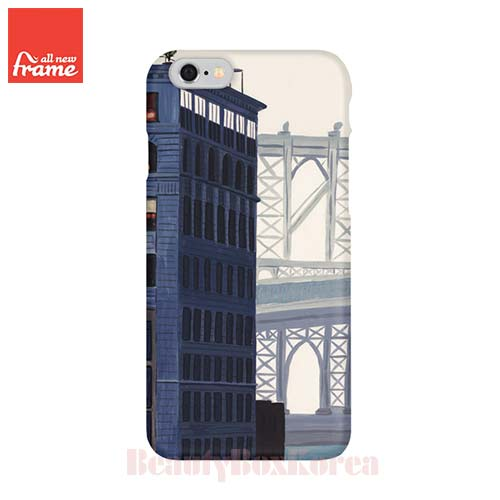ALL NEW FRAME Night of City Hard Phone Case 1ea,Beauty Box Korea