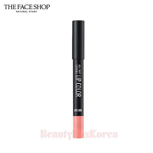 THE FACE SHOP VOV All Day Strong Lip Color 1g