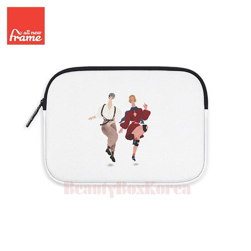 ALL NEW FRAME Dance Dance iPad Mini Sleeve (Tablet Pouch) 1ea,Beauty Box Korea