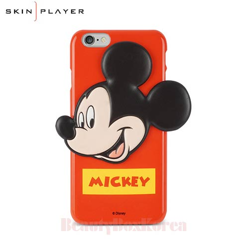 SKIN PLAYER 9Items Disney Big Face Phone Case