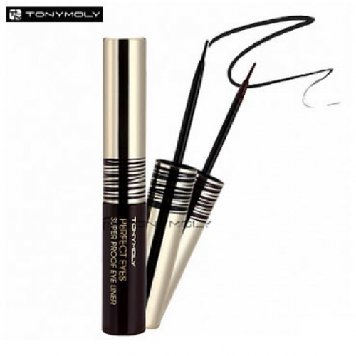 TONYMOLY Perfect Eyes Coating Liner-Water Proof 2.4ml, TONYMOLY