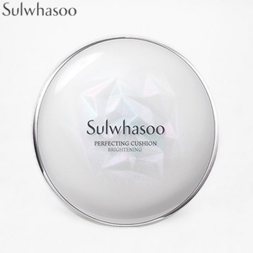 SULWHASOO Perfecting Cushion Brightening SPF50+ PA+++ 15g +Refill 15g, SULWHASOO