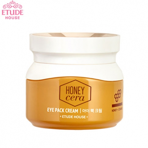 ETUDE HOUSE Honey Cera Eye Pack Cream 28g, ETUDE HOUSE