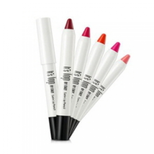 IT'S SKIN It's Top By Italy Satin Lip Pencil 2.2g Limited Edition,Beauty Box Korea