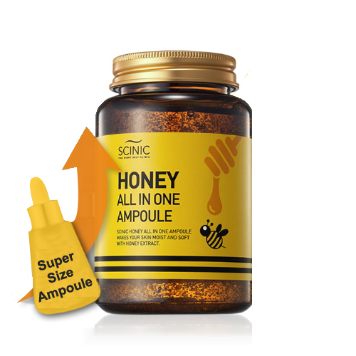 SCINIC Honey All in One Ampoule 250ml, SCINIC