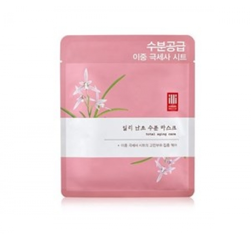 ILLI Orchid Total Aging Care Mask 30ml,Beauty Box Korea