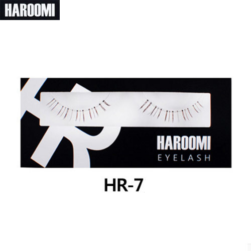 HAROOMI False Lashes HR-7 (Under Eye Lashes) 1ea, HAROOMI