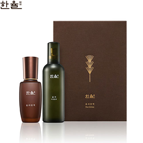 HANYUL Pine Edition Limited Set(Optimizing Serum 70ml + Pine Scented Perfume Mist 150ml),  HANYUL
