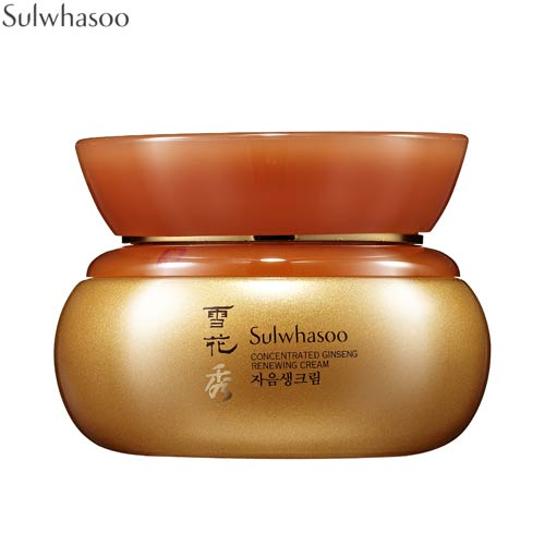 SULWHASOO Concentrated Ginseng Renewing Cream 60ml, SULWHASOO