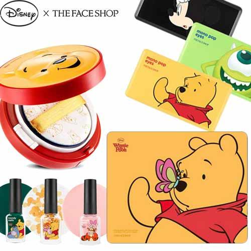6312ac7b1400 Beauty Box Korea - THE FACE SHOP BBK Value Pack 1 -Winnie the Pooh ...