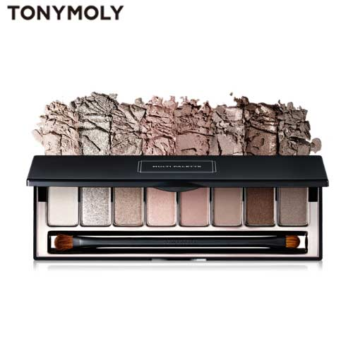 TONYMOLY Perfect Eyes Multi Palette 8.2g, TONYMOLY