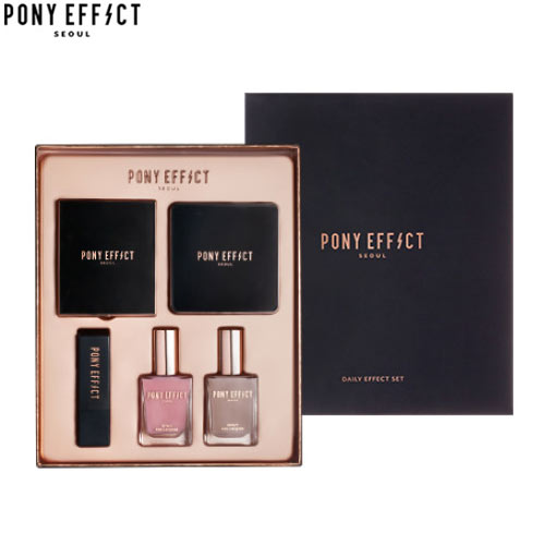 PONY EFFECT Daily Effect Set 5items - Limited , PONY EFFECT