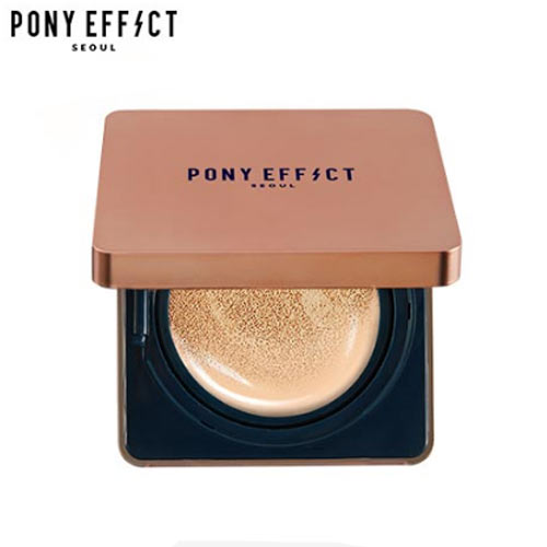 PONY EFFECT Coverstay Cushion Foundation 15g*2ea, PONY EFFECT