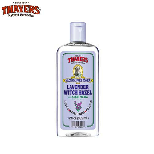 THAYERS Alcohol-Free Lavender Witch Hazel Toner 355ml, THAYERS