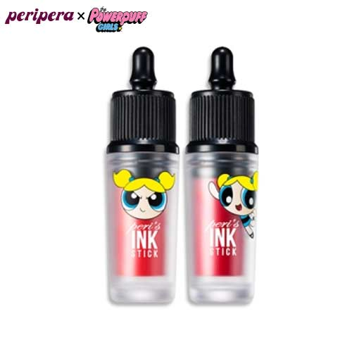 PERIPERA Peri's Ink Stick Matte 3.5g [Powerpuff Girls Limited], PERIPERA
