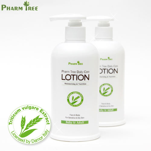 PHARM TREE Daily Care Lotion 350ml, Own label brand