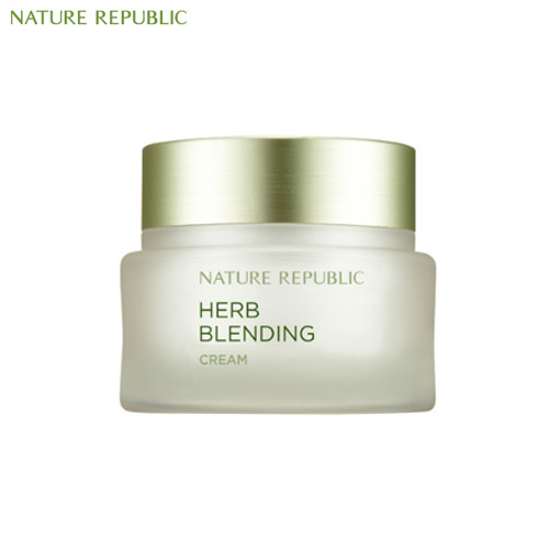 NATURE REPUBLIC Herb Blending Cream 50ml , NATURE REPUBLIC