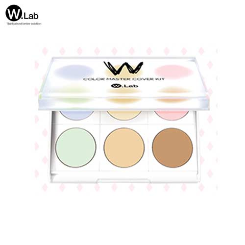 W.LAB Color Master Cover Kit (6 color), W.LAB