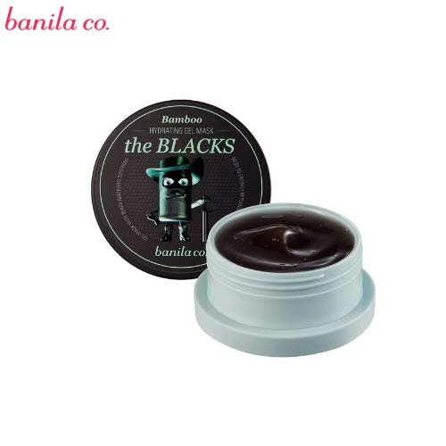 BANILA CO. The Blacks Bamboo Hydrating Gel Mask 50ml (Wash Off Mask Pack), Banila Co.