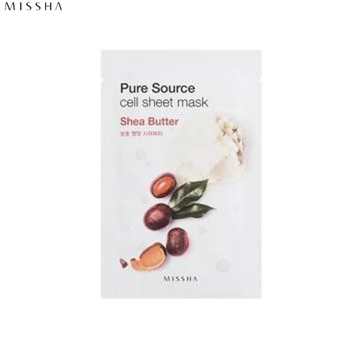 MISSHA Pure Source Cell Sheet Mask 21g
