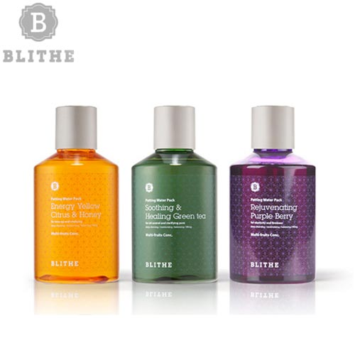 BLITHE Patting Water Pack 200ml (Splash Mask), RIRE