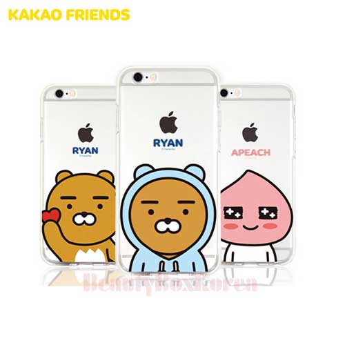 KAKAO FRIENDS 10Items Cutie Jelly Phone Case