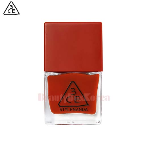 3CE Red Recipe Long Lasting Nail Lacquer 10ml