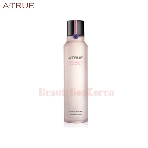 A-TRUE Violet Petal Black Tea Hydrating Toner 180ml