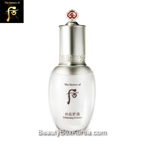 THE HISTORY OF WHOO Gongjinhyang Seol Whitening Essence 45ml,THE HISTORY OF WHOO,Beauty Box Korea