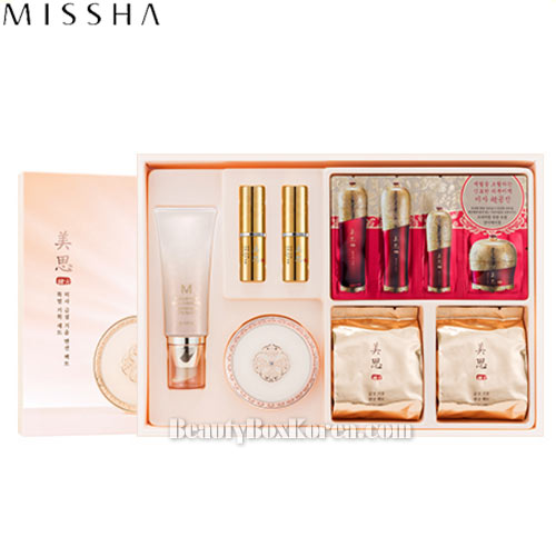 MISSHA Misa Geumseol Tension Pact Special Set 9items [Limited]