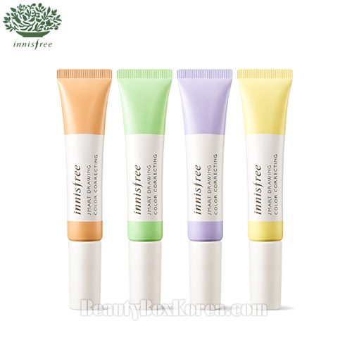 INNISFREE Smart Drawing [Color Correcting] SPF26 PA++ 12ml