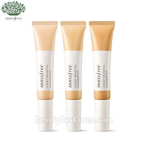 INNISFREE Smart Drawing [Foundation] 12ml