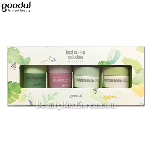 [mini] GOODAL Best Cream Collection 4items