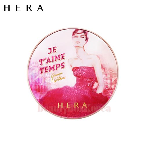 HERA UV Mist Cushion Cover SPF50+ PA+++ 15g*2ea [Souvenir De Paris Edition]