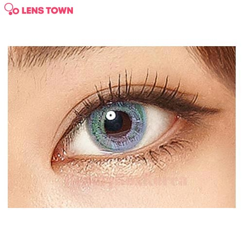 c9887448362 Beauty Box Korea - LENS TOWN Luna Prism Luna Gray 1pack