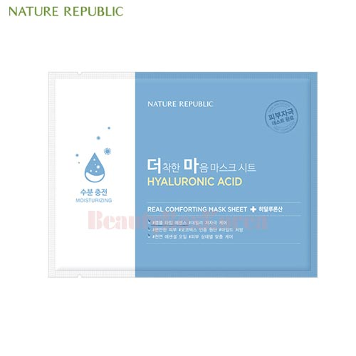 NATURE REPUBLIC Real Comforting Mask Sheet 24g