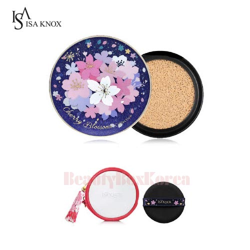 ISA KNOX Age Focus Cover Cushion Cherry Blossom Set 3items [Monthly Limited - March 2018]