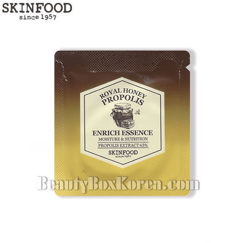 [mini] SKINFOOD Royal Honey Propolis Enrich Essence 1ml*10ea