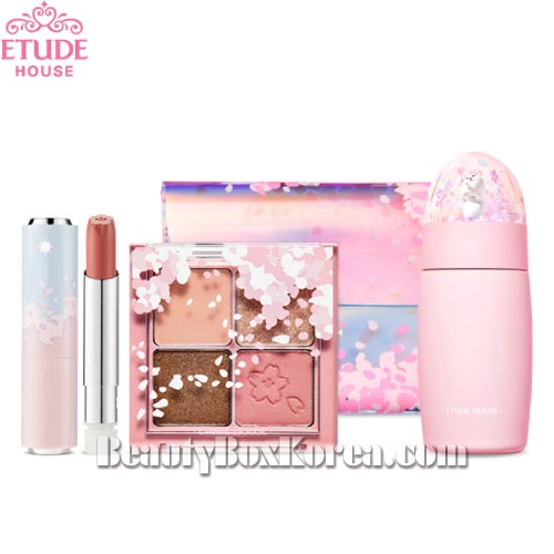 ETUDE HOUSE Cherry Blossom Festival Kit 5tems [Cherry Blossom Edition],Beauty Box Korea