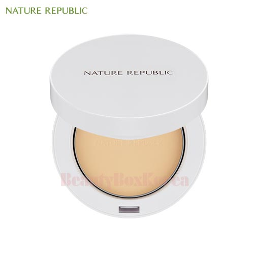 NATURE REPUBLIC Provence Air Skin Fit Pact SPF 27 PA++ 10.5g