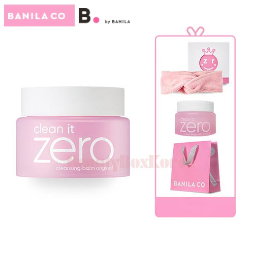 BANILA CO Clean It Zero Cleansing Balm Original Set [Monthly Limited -May 2018]