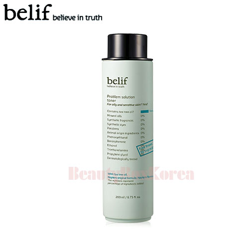 BELIF Problem Solution Toner 200ml