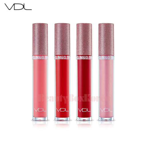 VDL Expert Color Glowing Lips Fluid 5g [2018 Glim and Glow]