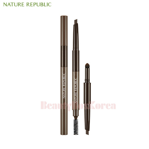 NATURE REPUBLIC Multiple 3D All In One Brow 0.7g