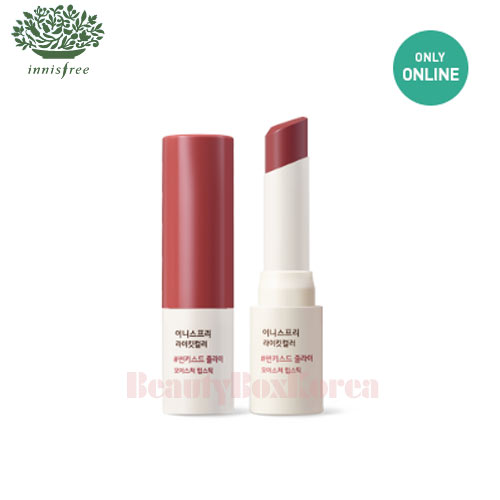 INNISFREE Like It Color Sunkissed July Light Fit Lipstick 3.7g [Online Excl.]