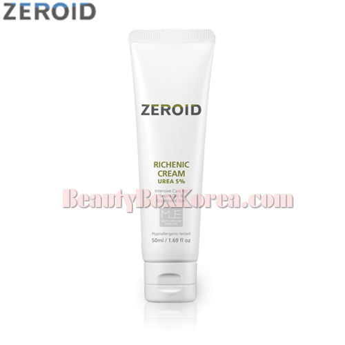 ZEROID Richenic Cream Urea 5% 60ml