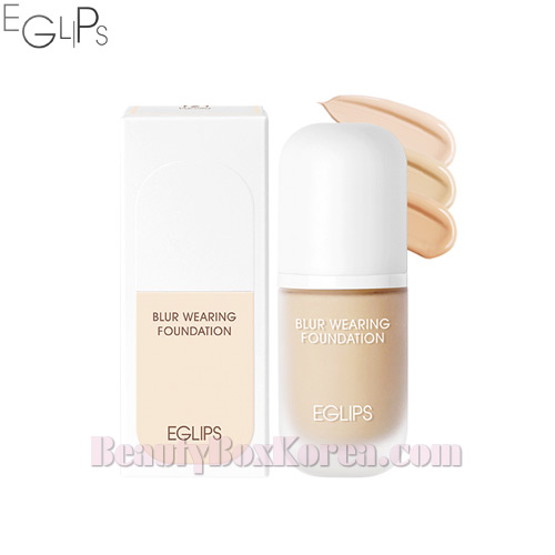 EGLIPS Blur Wearing Foundation SPF 30 PA++ 30ml