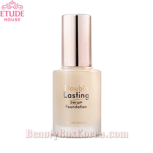 ETUDE HOUSE Double Lasting Serum Foundation SPF25 PA++ 30ml, ETUDE HOUSE